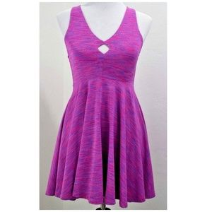 URBAN OUTFITTERS Silence & Noise Pink Purple Dress